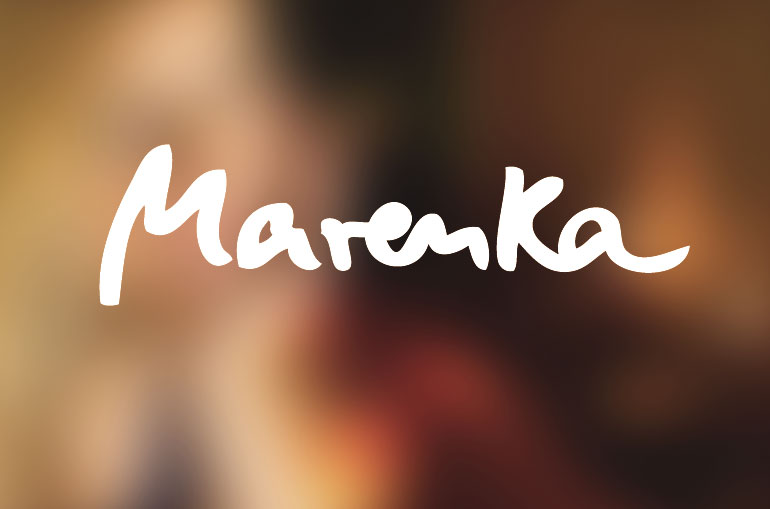 "Logo der Musik Gruppe ""Marenka"""
